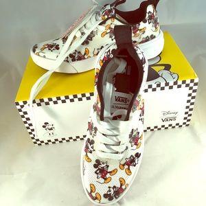 Vans Shoes - VANS X Disney Mickey Mouse Ultrarange Size6.5